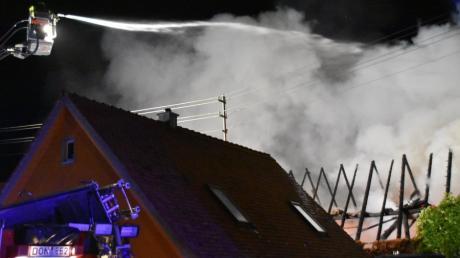 Die Polizei hat die Ursache für den Brand in Mauren gefunden.