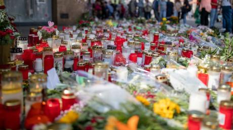 Der Messerstecher war in den Monaten vor der Tat in einer Obdachlosenunterkunft im Würzburger Stadtteil Zellerau gemeldet.