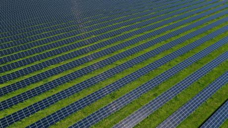 Eine 4,4 Hektar große Freiflächen-Photovoltaikanlage soll bei Kühbach an der B300 entstehen. Die Mehrheit des Marktgemeinderats stimmte dem zu.