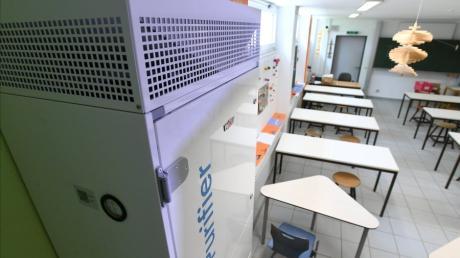 Ob auch in den Stadtberger Kindergärten Luftfilter installiert werden, war Thema im Verwaltungsausschuss.