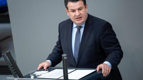 Arbeitsminister Hubertus Heil sieht die CDU nach dem Abschied von Bundeskanzlerin Angela Merkel auf dem Weg in die «soziale Kälte».