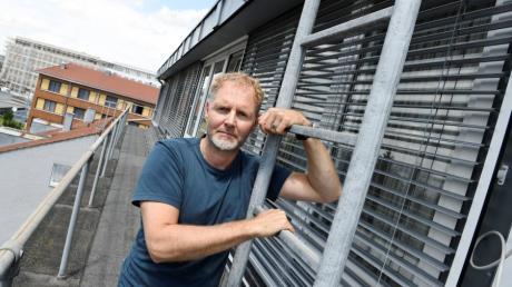Hotelbesitzer Andreas Schön ist enttäuscht, weil die Förderbedingungen für die Coronahilfen sich mehrmals geändert haben.
