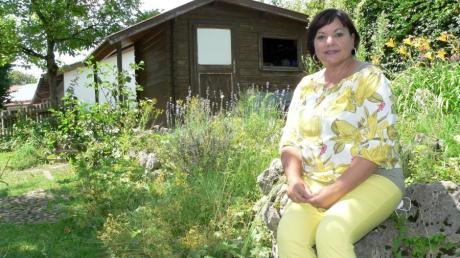 Maria Pletschacher, die Rektorin der Eurasburger Grundschule, verabschiedet sich in den Ruhestand.