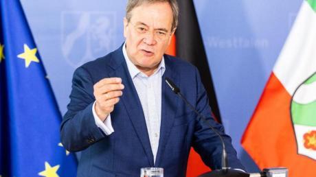 Unions-Kanzlerkandidat Armin Laschet: «Straftäter müssen weiter konsequent abgeschoben werden, auch nach Afghanistan.».