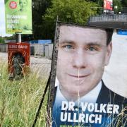 Volker Ullrich und die CSU haben bei der Bundestagswahl in Augsburg zwar die meisten Stimmen erhalten, aber auch die größten Verluste zu verbuchen - vor allem in der Innenstadt.