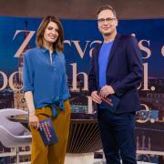 """""""Zervakis & Opdenhövel. Live"""": Hier gibt es die Infos rund um Gäste, Thema, Sendezeit, Sendetermine, Übertragung und Moderatoren."""