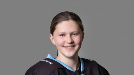 Kathi Häckelsmiller steht im Aufgebot der deutschen Nationalmannschaft. Sie spielt auch für Landsberg.