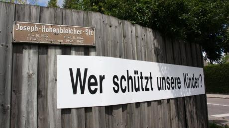 Seit Jahren fordern die Anwohner der B300 in Friedberg eine Entlastung.