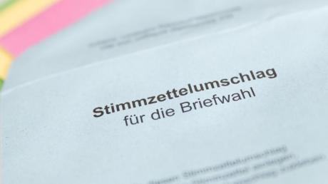 Bei der Bundestagswahl 2021 erfreut sich die Briefwahl großer Beliebtheit.