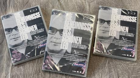 """Dreimal haben wir die DVD """"Die Geheimnisse des schönen Leo"""" verlost."""