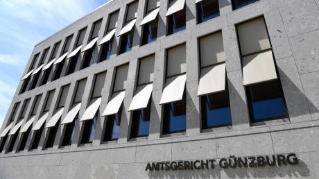Das Amtsgericht in Günzburg.