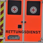 Bei einem Unfall zwischen Oettingen und Auhausen ist eine Frau am Freitag leicht verletzt worden. (Symbolbild)