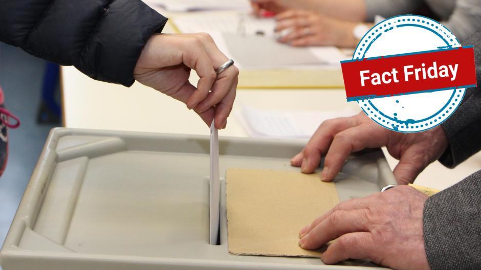 Können sich Wahlbeobachterinnen und Wahlbeobachter am Tag der Bundestagswahl frei bewegen?