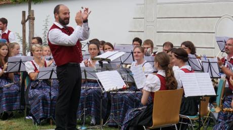 Bob Sibich wird das Benefizkonzert für die Flutopfer im Ahrtal dirigieren.
