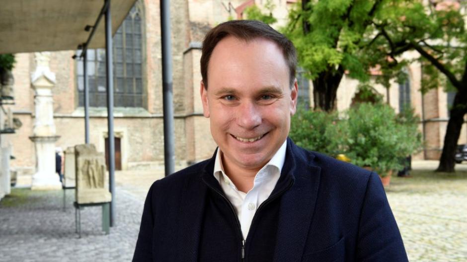 Volker Ullrich ist CSU-Bundestagsabgeordneter.