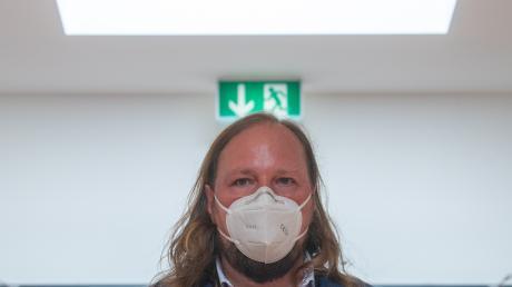 Anton Hofreiter ist seit 2013 einer der beiden Fraktionssprecher der Grünen im Bundestag. Saubere Autos sind für ihn ein zentrales Thema.