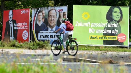 Wer führt Deutschland in die Zukunft? Und wie soll die gestaltet werden? Wenn am 26. September die Wählerinnen und Wähler einen neuen Bundestag bestimmen, wird dies die politische Richtung für die nächsten Jahre vorgeben.