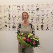 Das Skizzenbuchprojekt von Silke Bachmann beeindruckte die Jury des Aichacher Kunstpreises am meisten. Bachmann ist die 28. Kunstpreisträgerin.