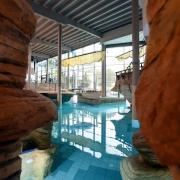 Das Erlebnisbad Titania hat in den 20 Jahren seines Bestehens schon viel mitgemacht. Drei Mal konnte es nach Schließungen wiedereröffnet werden. Die Besucher sind weiterhin treu.
