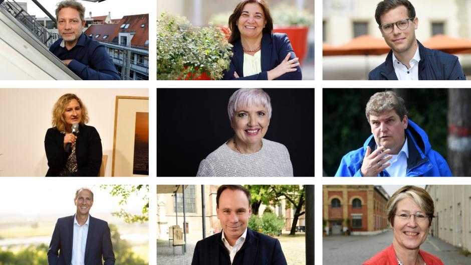 Neun Kandidatinnen und Kandidaten aus der Region sprechen hier über die Anfeindungen, die sie erlebt haben.