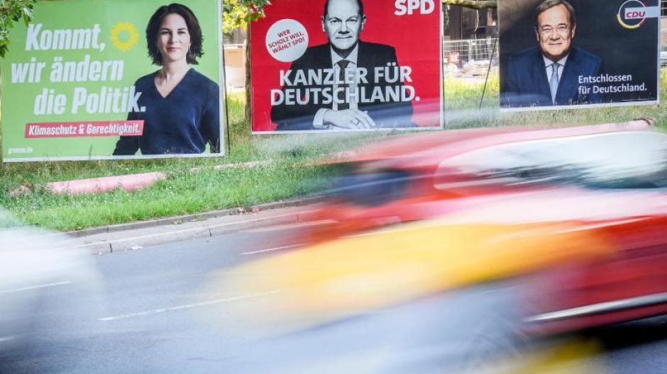 Es war ein verrückter Wahlkampf um die Nachfolge von Angela Merkel. Wir blicken zurück.