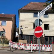 Eine Einbahnregelung für die Hohlstraße und die Heinrich-Sinz-Straße: Dies wird in den kommenden Wochen getestet.