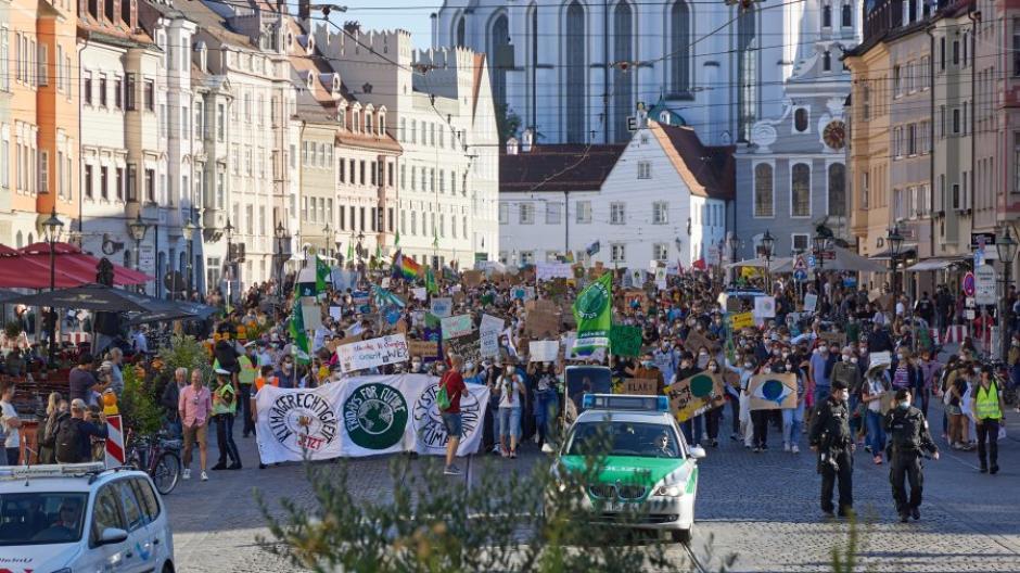 FFF, Fridays for future, Globalstreik, Klimawandel, Demo, Demonstration,