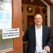 Der Afd Landtagsabgeordnete Gerd Mannes aus dem Leipheimer Stadtteil Riedheim hat sich für seine Partei als Direktkandidat für die Bundestagswahl 2021 aufstellen lassen.