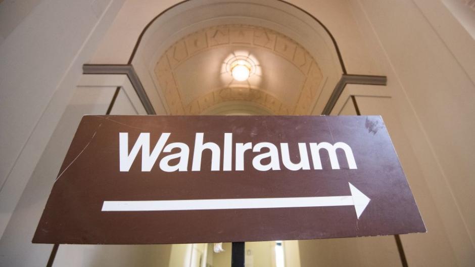In Berlin und Mecklenburg-Vorpommern standen am Sonntag noch weitere Wahlen an.