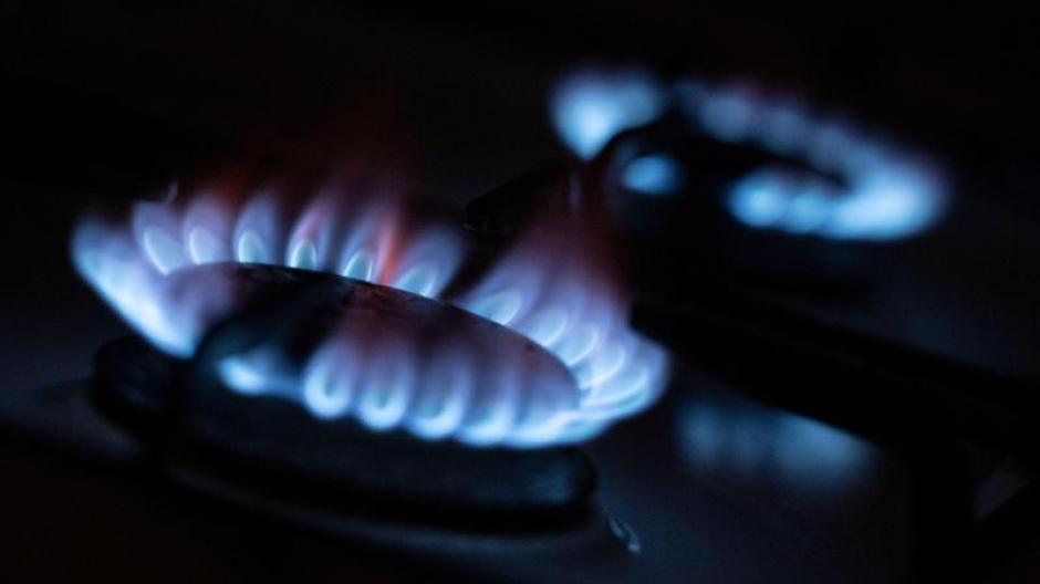 Der Gaspreis ist stark gestiegen.