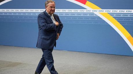 Wer kommt, wenn er geht? CDU-Chef Armin Laschet will die personelle Neuaufstellung in der Union moderieren.