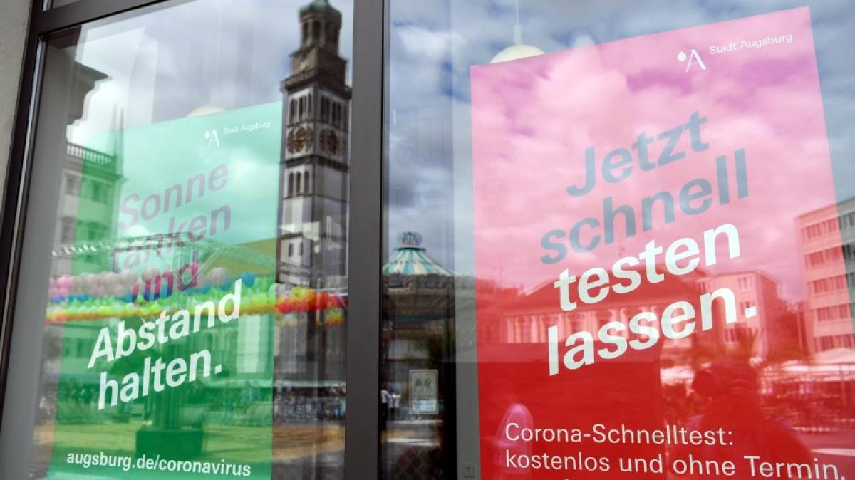 News Blog Corona in Augsburg Drei neue Todesfälle, Inzidenz ...