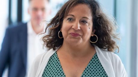Iratxe Garcia ist Fraktionsvorsitzende der sozialdemokratischen Abgeordneten im Europaparlament.