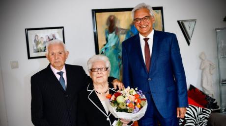 Eiserne Hochzeit feierten Ignazia Scaravilli und Luigi Rubulotta.