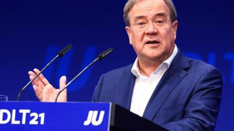 «Den Wahlkampf, die Kampagne habe ich zu verantworten und sonst niemand»:CDU-Chef Armin Laschet.
