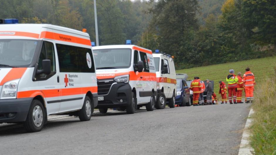 Die elfjährige Shalomah Hennigfeld aus Holzheim im Landkreis Dillingen wird vermisst. Ein Großaufgebot war am Wochenende im Einsatz.