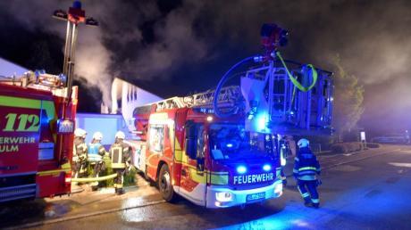 Das Landeskriminalamt hat das Todesopfer nach dem Brand in Ulm-Jungingen identifiziert.