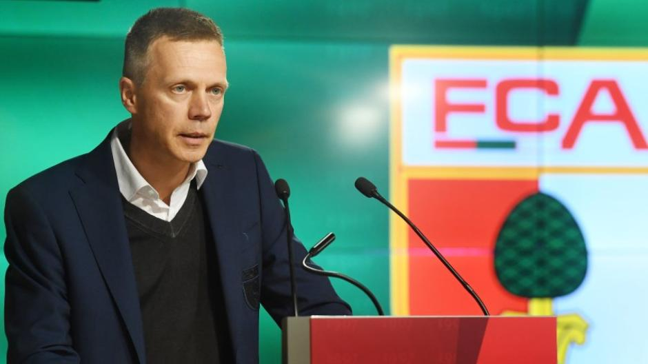 FC Augsburg: FCA Annual General Meeting in the stands for the first time
