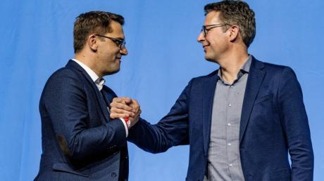 Auf der Landesversammlung der Jungen Union in Deggendorf, stellte die JU unter seiner Regie offen die Dominanz von Parteichef Markus Söder innerhalb der CSU infrage.