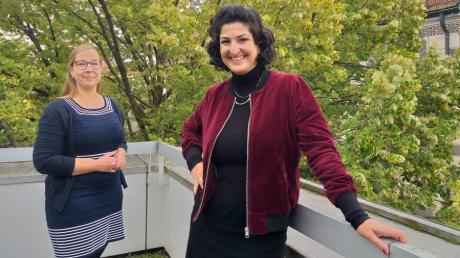 Zwei für Kultur und Kontiki: Das Duo Natascha Bruns (links) und Tanja Nova blicken auf das Herbst- und Wintersemester.