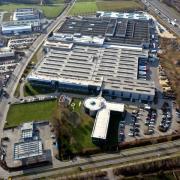Für die Firma Wanzl (hier das aus der Luft fotografierte Werk in Leipheim, wo auch die Geschäftsführung sitzt) gibt es nach dem Stand der Dinge ab 2022 keinen Tarifvertrag mehr.