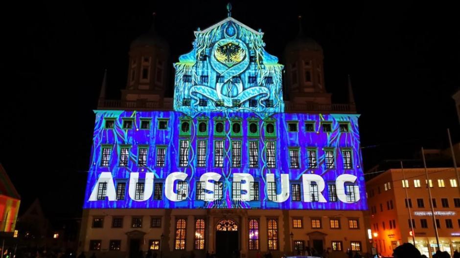 Nach einem Jahr Corona-Pause kehren die Light Nights 2021 nach Augsburg zurück.