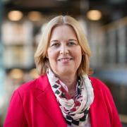 Bärbel Bas, die neue Präsidentin des Bundestags.