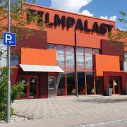 Der Kauferinger Filmpalast. Die Kinobetreiber wenden die 3G-plus-Regel nicht mehr an.