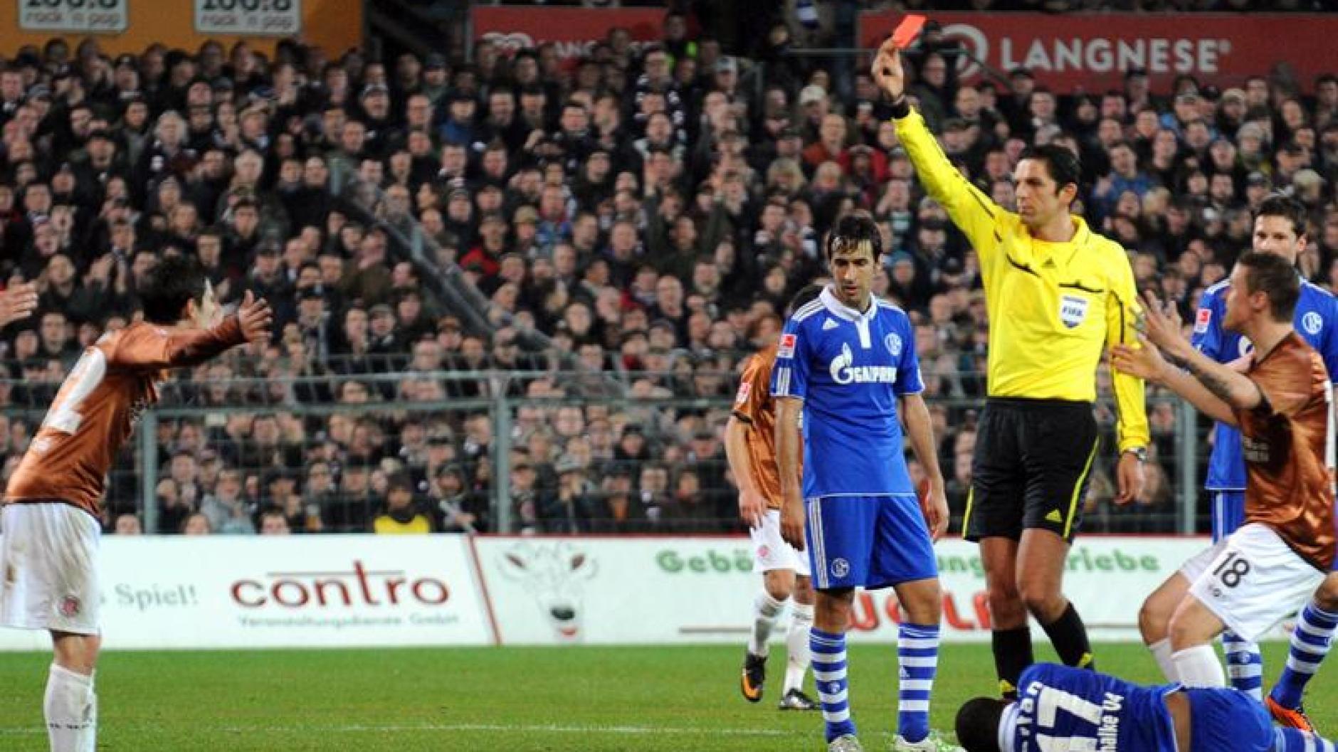 Fußball St Pauli Spielplan