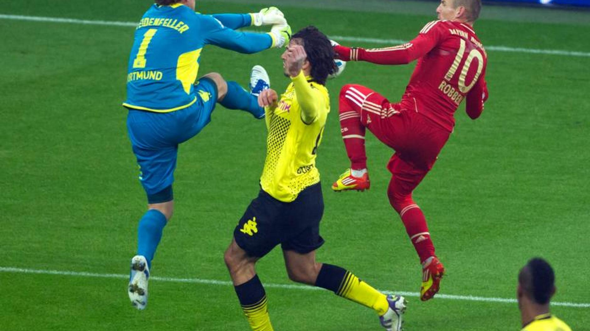Bvb Bayern München