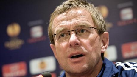Ralf Rangnick will wieder ins Trainergeschäft zurückkehren. Foto: Victoria Bonn-Meuser dpa