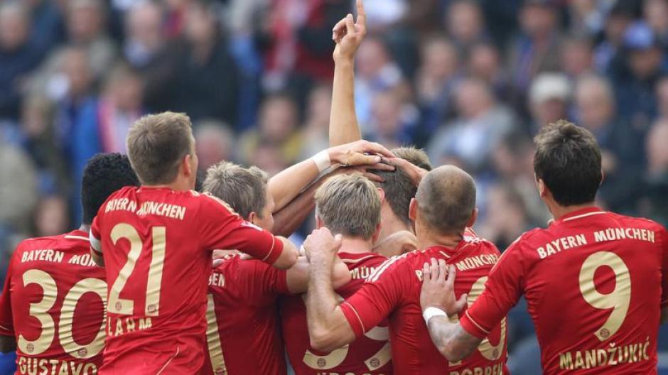 Startrekord Bundesliga