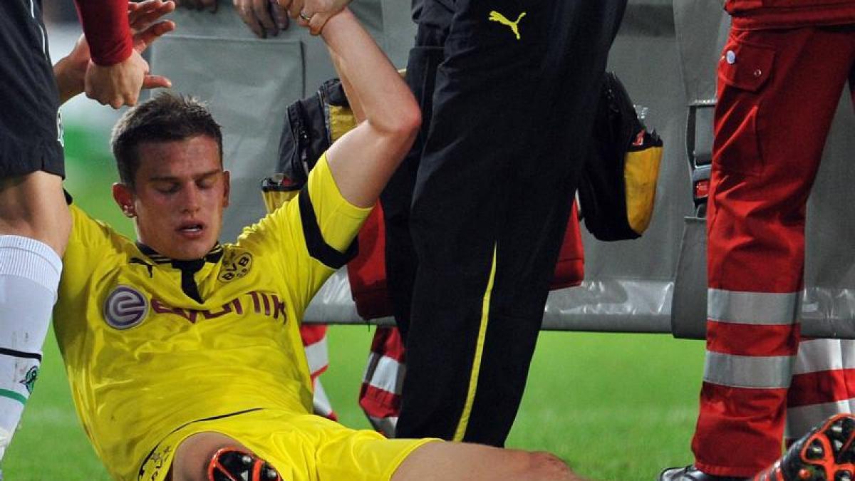 Verletzte Spieler Bundesliga