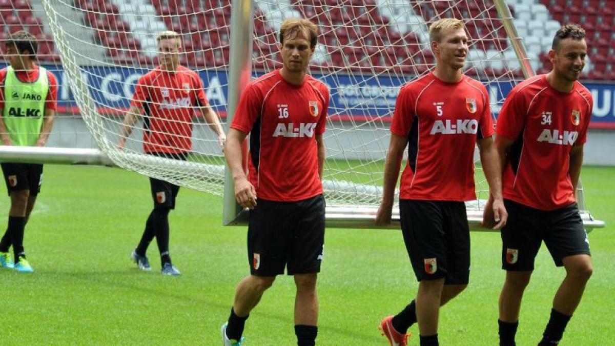 Fc Augsburg Training